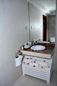 حمام في بلو ان بوتيك