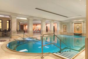 The swimming pool at or near Hotel Adlon Kempinski Berlin
