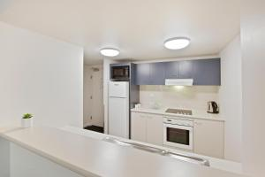 A kitchen or kitchenette at Quest Newcastle