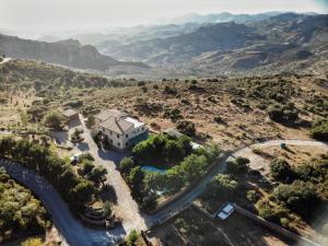 Hotel Rural Fuente La Teja a vista de pájaro