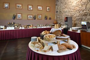 Možnosti snídaně pro hosty v ubytování LH Hotel Dvořák Tábor Congress & Wellness