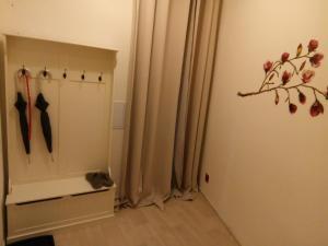 Koupelna v ubytování Apartman Lidicka