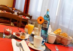 Завтрак для гостей EnergieHotel Berlin City West