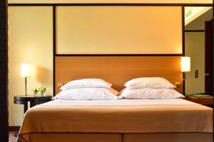 Uma cama ou camas num quarto em Pestana Casino Park Hotel & Casino