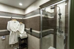 Ванная комната в Апарт-отель Губернский