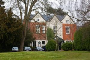 Edificio en el que se encuentra the country house
