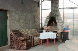 Принадлежности для барбекю в гостевом доме