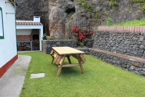 Um jardim em Casa da Avó - Turismo Rural