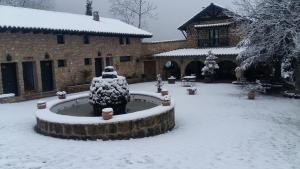CALERILLA Hotel en invierno