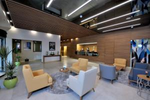 The lobby or reception area at Kenzi Basma