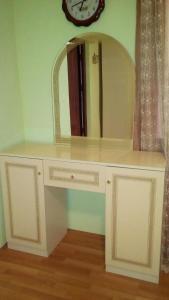 A bathroom at Guesthouse Megi on Robaqidze 6