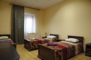 Кровать или кровати в номере Mini Hotel Don