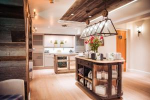 A kitchen or kitchenette at Low Wood Bay
