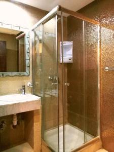 A bathroom at immoholida2