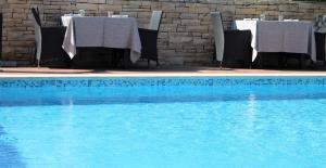 The swimming pool at or near Casa Alice