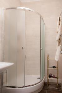 Ванная комната в Отель Высотник