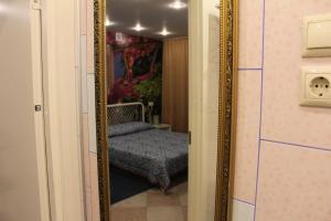 Кровать или кровати в номере Aurelia Hotel
