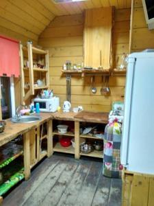 "Кухня или мини-кухня в хостел ""Трутень"""