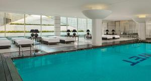 The swimming pool at or near Sheraton Porto Hotel & Spa
