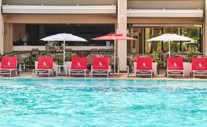 The swimming pool at or close to Hotel Park Plava Laguna