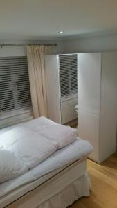 A bed or beds in a room at 21 Park Road