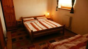 Postel nebo postele na pokoji v ubytování Chalupa Baran