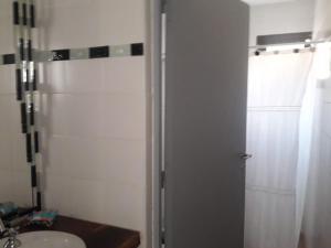 A bathroom at Alquiler temporario