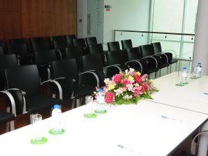 A área empresarial e/ ou a sala de conferências de INATEL Vila Ruiva