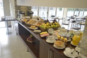 Opciones de desayuno para los huéspedes de Almuñecar Hotel