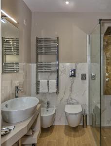 A bathroom at Il Giardino Dei Semplici
