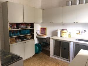 A kitchen or kitchenette at Casa Beira-Mar Itamaracá