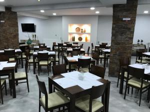 Ресторант или друго място за хранене в Filoxenia Hotel & Spa