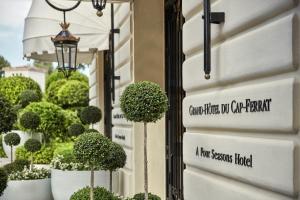 Grand Hotel Du Cap Ferrat A Four Seasons Hotel Saint Jean Cap Ferrat Aktualisierte Preise Fur 2021