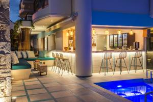 The swimming pool at or near Anesis Blue Boutique Hotel