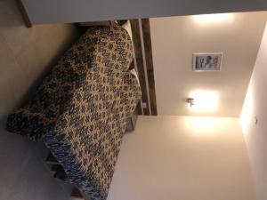 Кровать или кровати в номере Country House Krutoiar