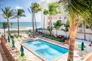 A view of the pool at Windjammer Resort and Beach Club or nearby