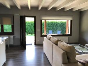 Zona de estar de The Cool Houses