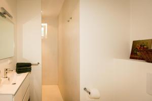 A bathroom at Park Appartement