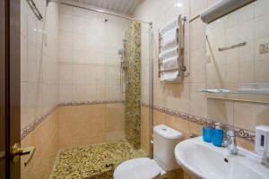 Ванная комната в Отель Граф Толстой
