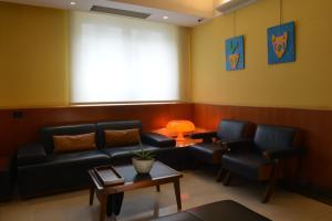 Area soggiorno di Hotel San Domenico Al Piano