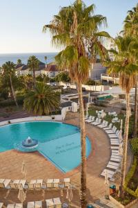 A view of the pool at President Hotel or nearby