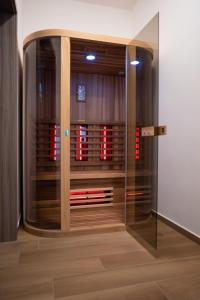 Spa and/or other wellness facilities at Nature View House with Sauna