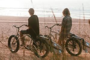 Cycling at or in the surroundings of Noah Surf House Portugal