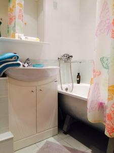 Ванная комната в Аpartment na Musina 7