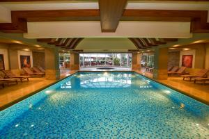 The swimming pool at or near Crystal Family Resort & Spa