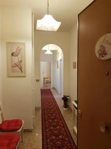Salle de bains dans l'établissement Andreina a San Pietro Apartment