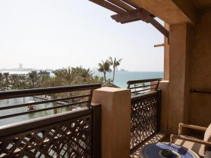 A balcony or terrace at Jumeirah Mina A'Salam