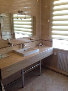 Ванная комната в Гостиница Магадан