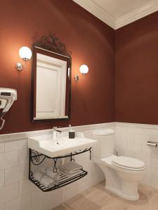 Ванная комната в Barin Residence Balchug
