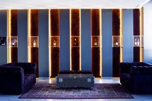 El vestíbulo o zona de recepción de Maria Nova Lounge Hotel - Adults Only